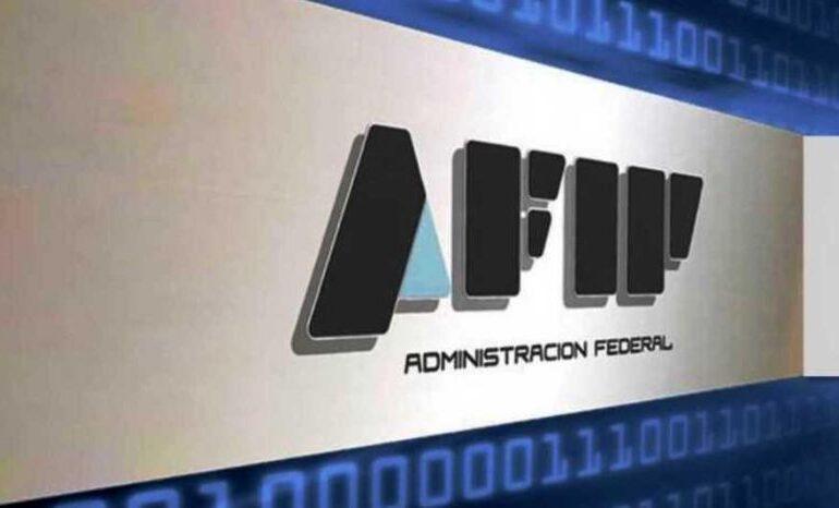 AFIP: