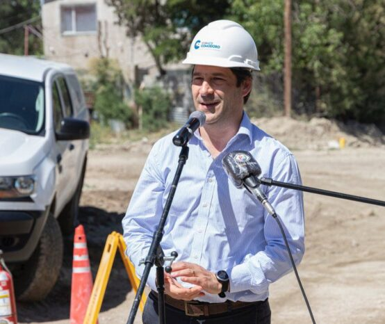 """Luque: """"Contamos con un municipio que finaliza las obras que comienza"""""""