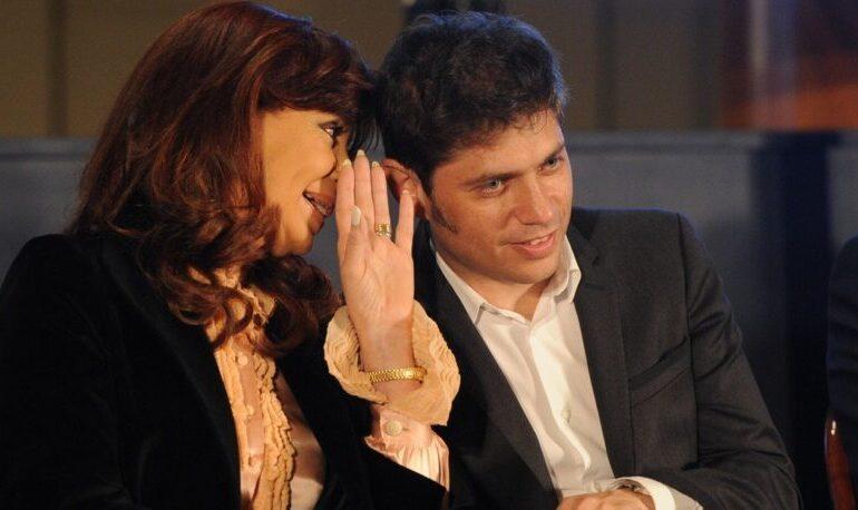 Cristina y Axel