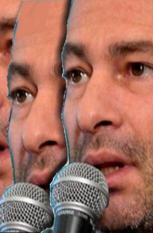 """Massoni, el gran impostor: del """"no pienso ser candidato"""", a las encuestas """"truchas"""" que le dan imagen positiva"""