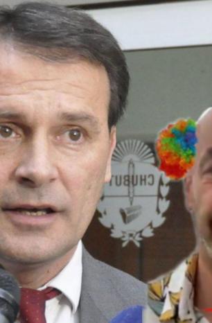 """Mac Karthy apuntó contra Massoni: """"Es un personaje payasesco de la política"""""""