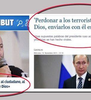 """Massoni entre las mentiras de las encuestas """"truchas"""" sobre su imagen y la frase que le plagió a Putin"""