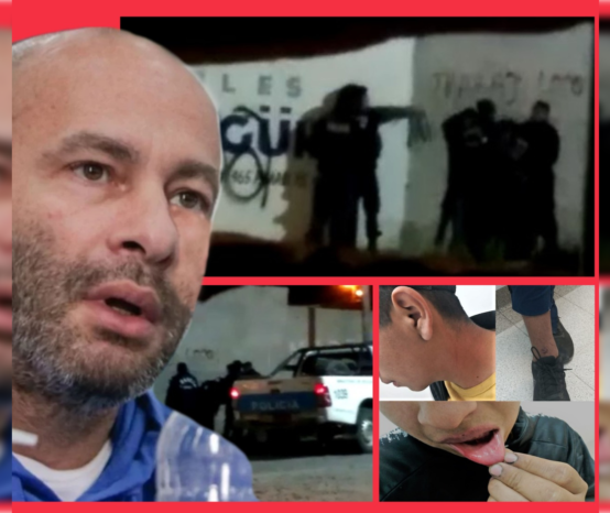 """""""La escuela Massoni"""": denuncian que entre diez policías maltrataron a un pibe de 14 años"""