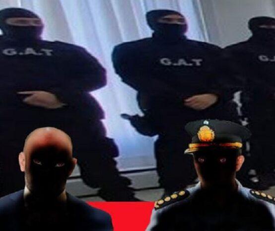 El G.A.T, la unidad especial que habría sido creada para violar impunemente la ley