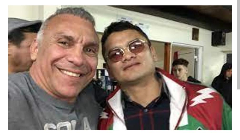 """Murió el ex campeón mundial de kick boxing Jorge """"Acero"""" Cali"""